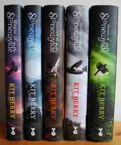 The Stonewylde Series by Kit Berry