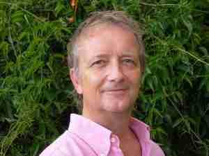 Tenerife writer Joe Cawley