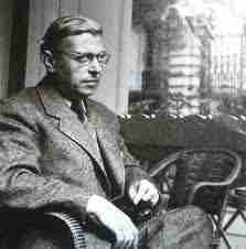 """All that I know about my life, it seems, I have learned in books."" Jean-Paul Sartre"