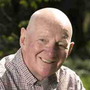 Memoir author Tom Mackenzie
