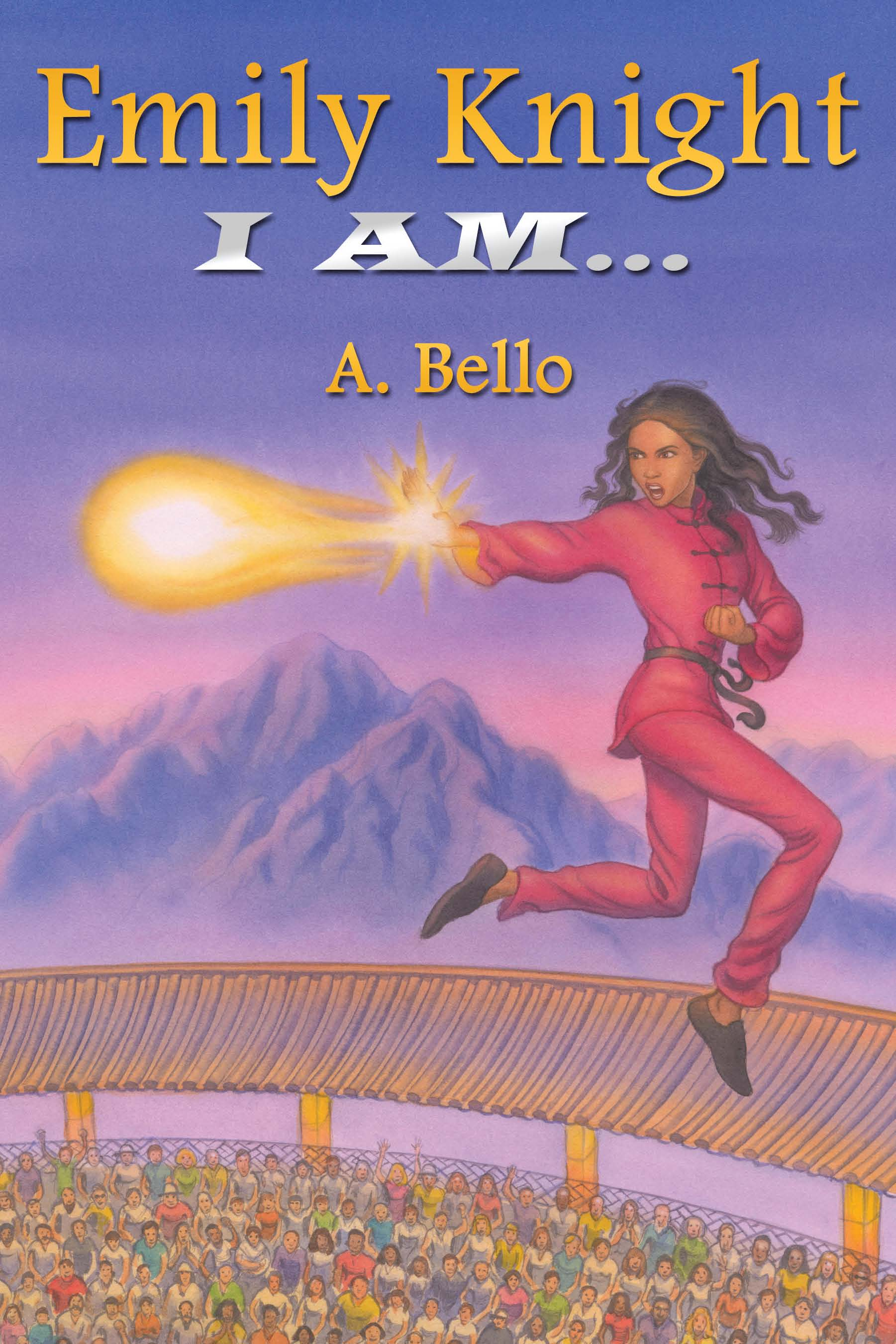 Author A. Bello: writing children's books