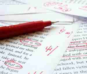 Copy editing services uk