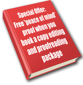 Book editing services uk