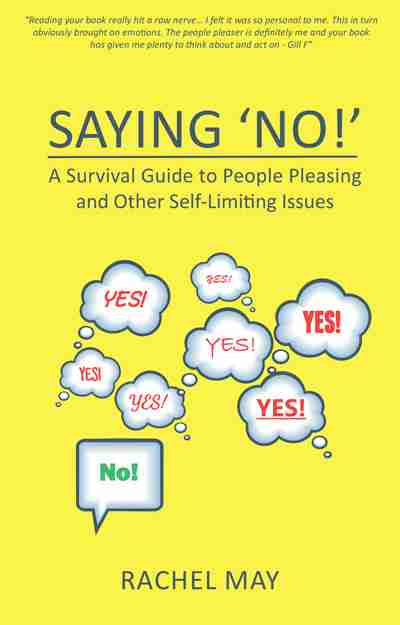 Saying 'No!' by Rachel May