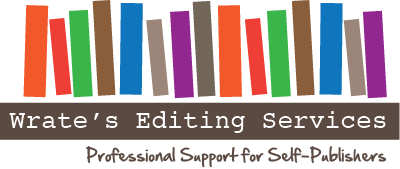 Wrate's Editing Services - Professional Support for Self-Publishers