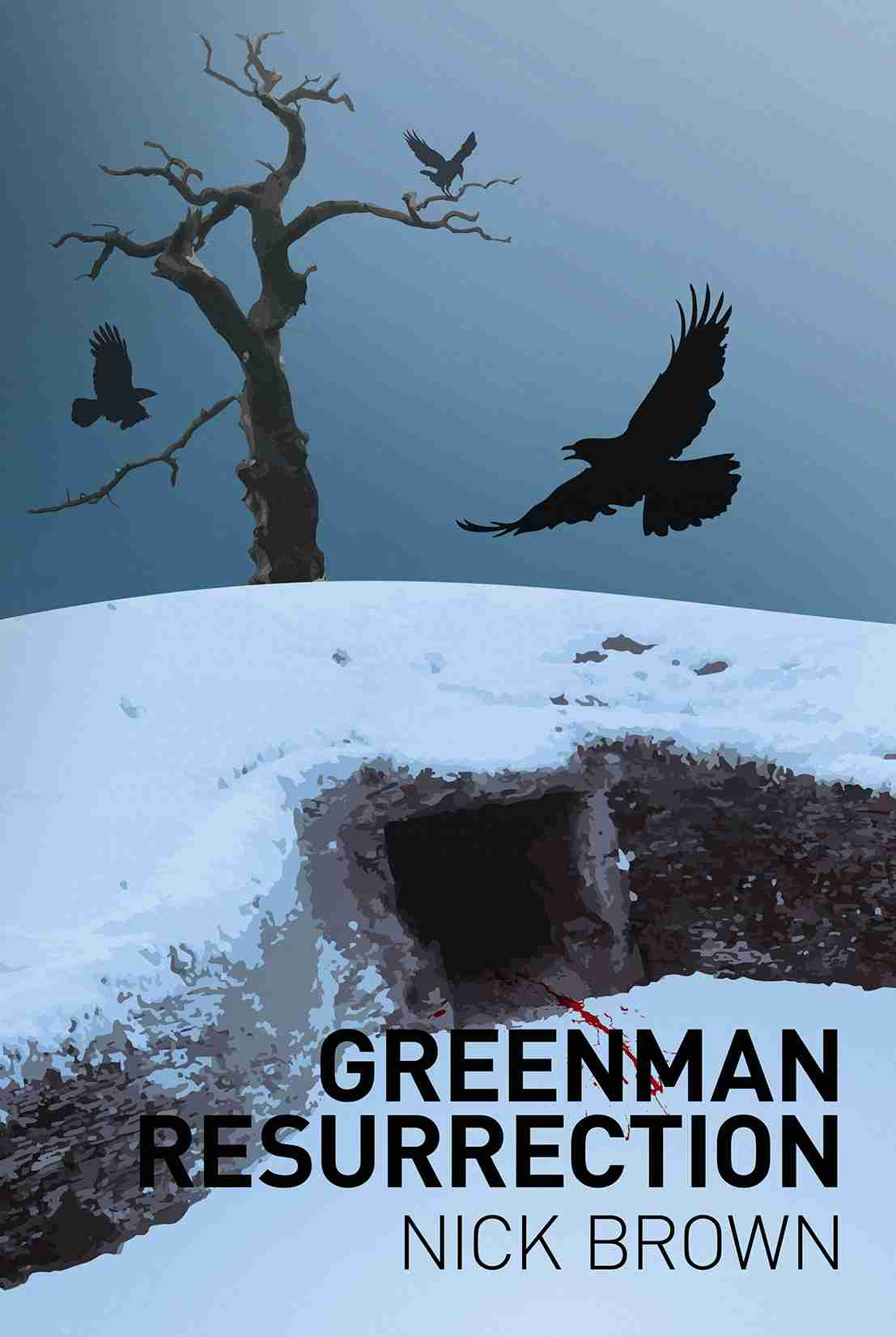 Greenman Resurrection by Nick Brown