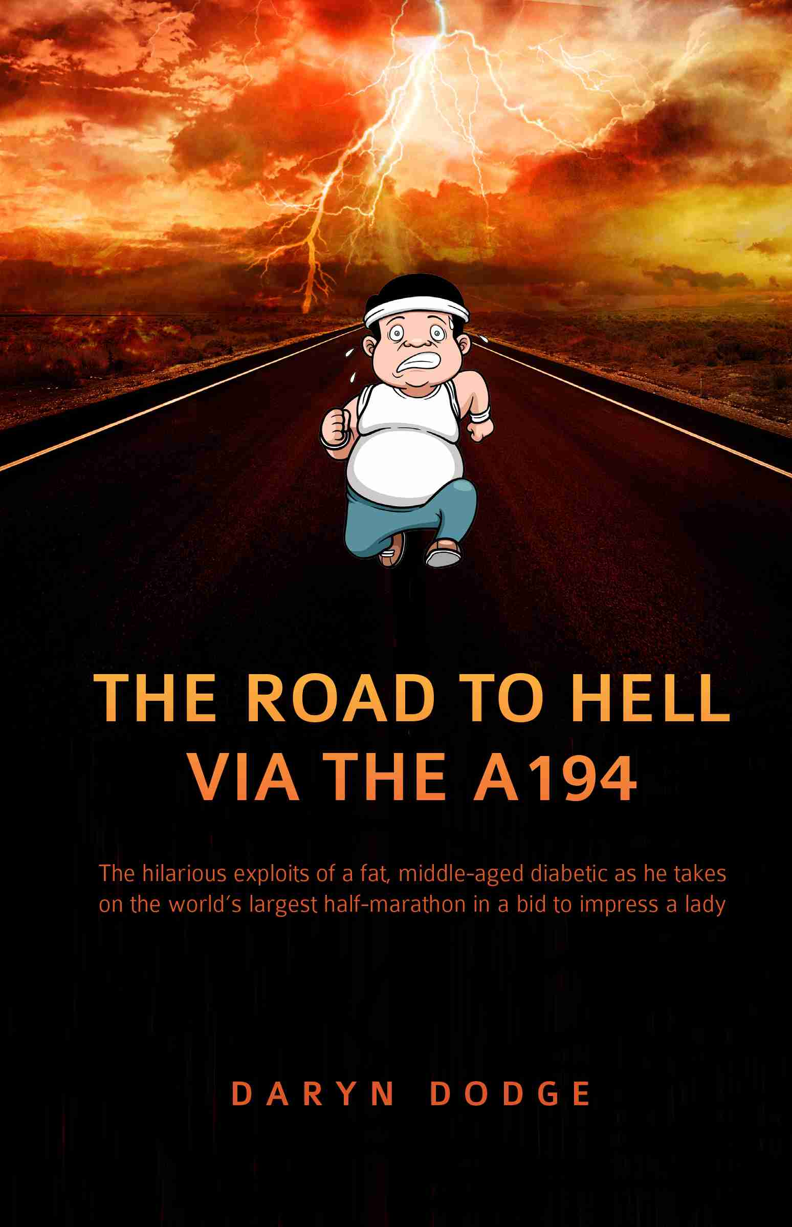 The Road to Hell via the A194 by Daryn Dodge