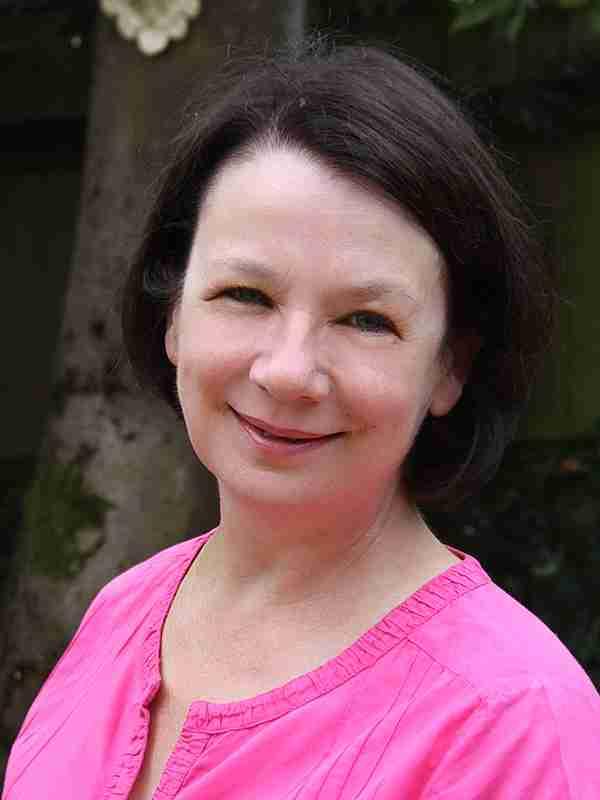 Marian Ryan, author of Cosmic Light: Through the Higher Mind